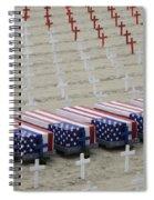 Arlington West Spiral Notebook