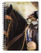 Armament Detail Spiral Notebook