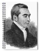 Arnold Buffum (1782-1859) Spiral Notebook