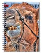 Arrrrrgh Matey Spiral Notebook