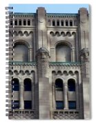 Art Deco 5 Spiral Notebook