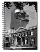 Art Gallery Of Ontario Spiral Notebook