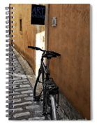 Art Gallery Rest Spiral Notebook
