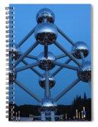 Art In Architecture 1 Spiral Notebook