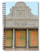 Art Nouveau Sex Shop Spiral Notebook