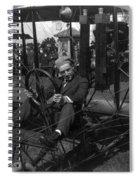 Art Smith (1894-1926) Spiral Notebook