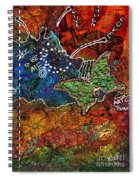 Art Therapy Spiral Notebook