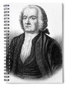 Arthur Elphinstone Spiral Notebook