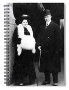 Arthur Henry Rostron Spiral Notebook