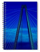 Arthur Ravenel Jr Bridge IIi Spiral Notebook