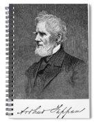 Arthur Tappan (1786-1865) Spiral Notebook