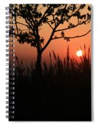 As It Sets Spiral Notebook