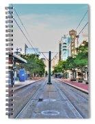 As You Enter Downtown Buffalo Main St Spiral Notebook