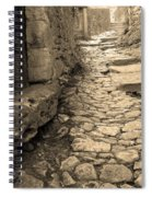 Ascent In Beynac France Spiral Notebook