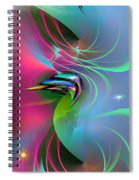 Ascention Spiral Notebook
