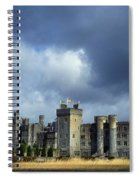 Ashford Castle, County Mayo, Ireland Spiral Notebook