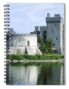 Ashford Castle, Lough Corrib, Co Mayo Spiral Notebook