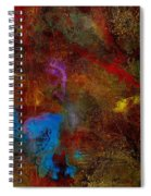 Asian Gardens II Spiral Notebook