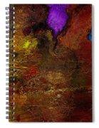 Asian Gardens IIi Spiral Notebook