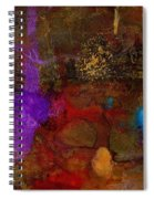 Asian Gardens Iv Spiral Notebook