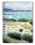 Asilomar Beach Spiral Notebook