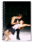 Aspects Of Love Spiral Notebook