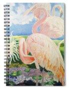 Astarte's Paradise IIi Spiral Notebook