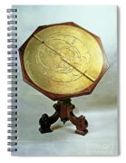 Astrolabe Spiral Notebook