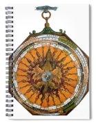 Astronomicum Caesareum With Dragon Spiral Notebook
