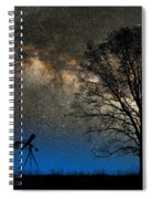 Astronomy Spiral Notebook