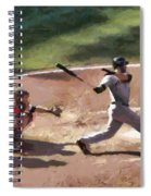 At Bat Spiral Notebook