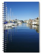 At Fisherman's Wharf Spiral Notebook