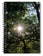 At Last Light Spiral Notebook