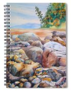 At Low Tide Spiral Notebook