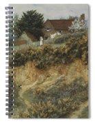 At Sandhills Witley Spiral Notebook