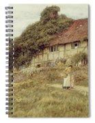 At Stedham Near Midhurst Spiral Notebook