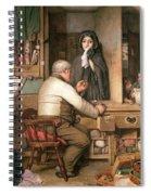 At The Pawnbroker Spiral Notebook