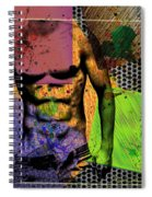 At The Right Mood Spiral Notebook