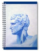 Athenian King Spiral Notebook