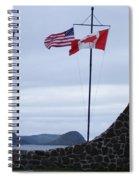 Atlantic Charter Site Spiral Notebook