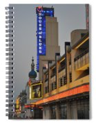 Atlantic City House Of Blues Spiral Notebook