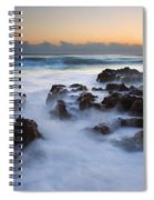 Atlantic Dawning Spiral Notebook
