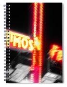 Atmos Fear Spiral Notebook