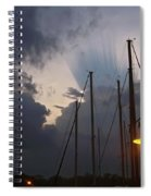 Atmospheric Phenomenon Spiral Notebook
