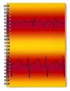 Atrial Flutter & Atrial Fibrillation Spiral Notebook