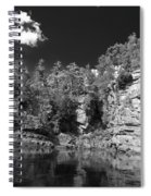 Auable Chasm 1606 Spiral Notebook