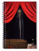 Audience Volunteers Wanted Spiral Notebook