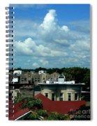 August 4 2008 Spiral Notebook