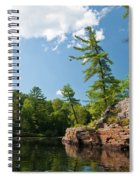 Ausable Chasm 1618 Spiral Notebook