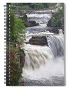 Ausable Chasm 5172 Spiral Notebook